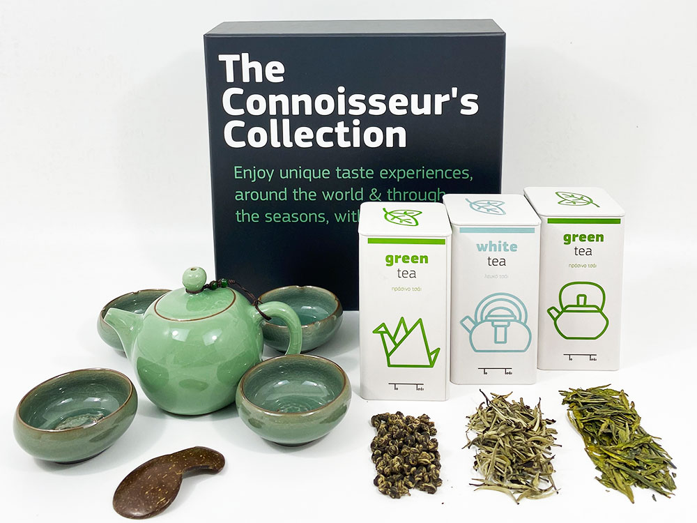 CONNOISSEUR'S COLLECTION - THE JADE COLLECTION
