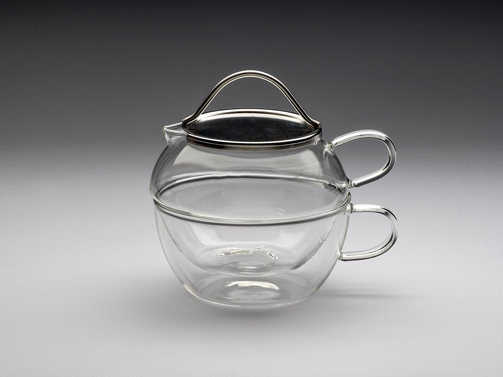 GLASS TEA FOR ME SET 500ML ATHENA