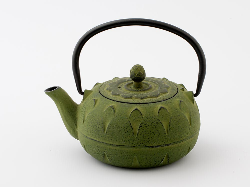 IRON CAST TEAPOT APOLLO 600ML
