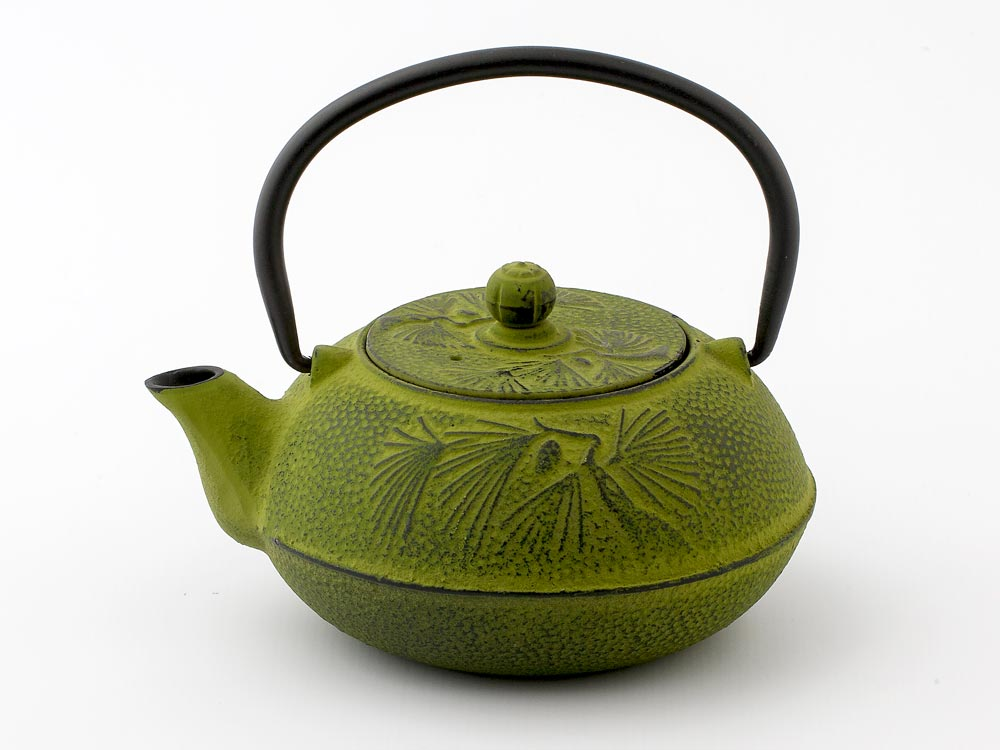 IRON CAST TEAPOT HERMES 600ML